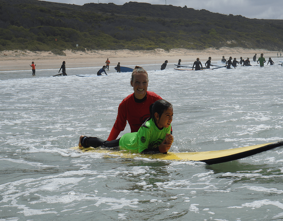 Life as a Surf Mentor
